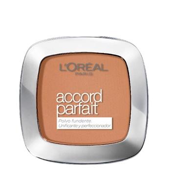 L'Oréal Accord Parfait Polvos Compactos Nº 8.D/8.W Golden Capuccino