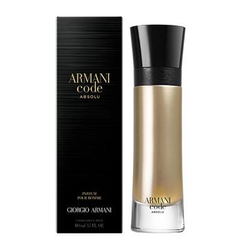 CODE ABSOLU de Armani