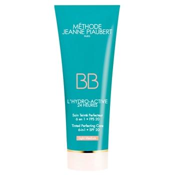 Jeanne Piaubert BB Cream L'Hydro-Active 24 Heures Light Medium