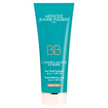 Jeanne Piaubert BB Cream L'Hydro-Active 24 Heures Medium Dark