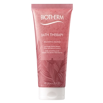 Bath Therapy Relaxing Blend Scrub de BIOTHERM