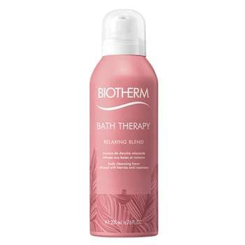 BIOTHERM Bath Therapy Relaxing Blend Cleasing Foam 200 ml