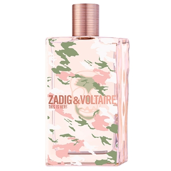 "Zadig & Voltaire This is Her! ""Capsule No Rules"" 100 ml Vaporizador"