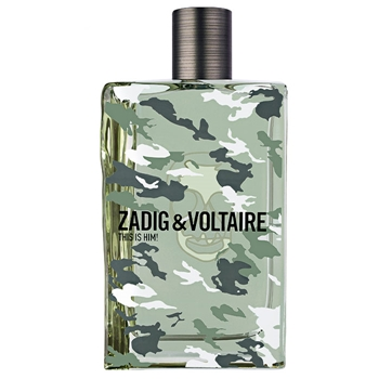 "Zadig & Voltaire This is Him! ""Capsule No Rules"" 100 ml Vaporizador"