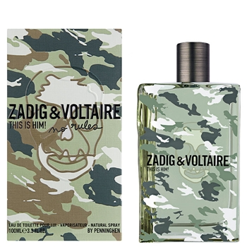 "This is Him! ""Capsule No Rules"" de Zadig & Voltaire"