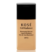 Illuminating Skincare Liquid Foundation de KOSÉ Cell Radiance