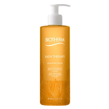 Bath Therapy Delighting Blend Cleansing Gel de BIOTHERM
