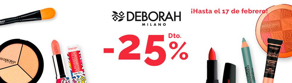 Deborah Maquillaje y Accesorios - Paco Perfumerías