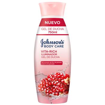 Johnson's Gel de Ducha Vita-Rich Granada 750 ml