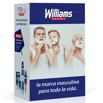 Williams WILLIAMS EXPERT Estuche 4 Productos