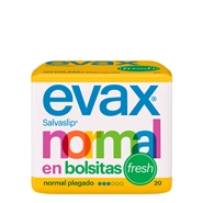 Salvaslip Normal Fresh Plegado de EVAX