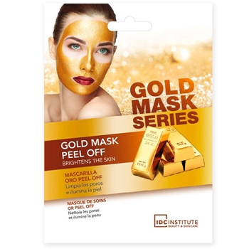IDC INSTITUTE Gold Mask Peel Off Brightens The Skin 15 gr