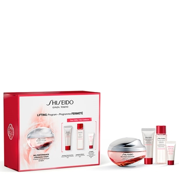 Shiseido Bio-Performance LiftDynamic Cream Estuche 50 ml + 3 Productos