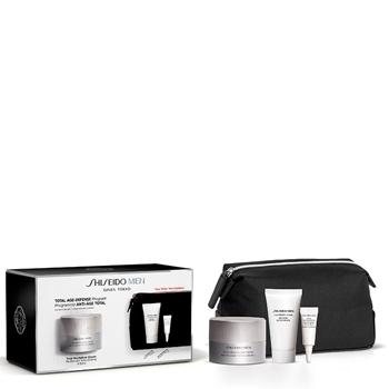 Shiseido Men Total Revitalizer Estuche 50 ml + 2 Productos