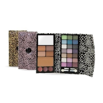 IDC INSTITUTE Safari Make Up Palette Estuche (Colores Aleatorios)