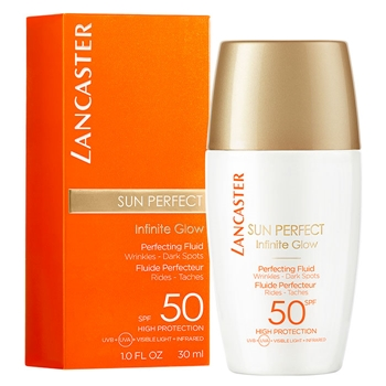 Sun Perfect Perfecting Fluid SPF50 de LANCASTER