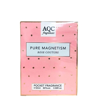 AQC Fragances Pure Magnetism Rose Couture 20 ml