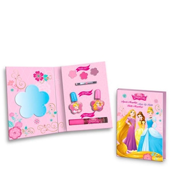 Princesas Disney Agenda de Maquillaje Princesas Disney 7 Productos