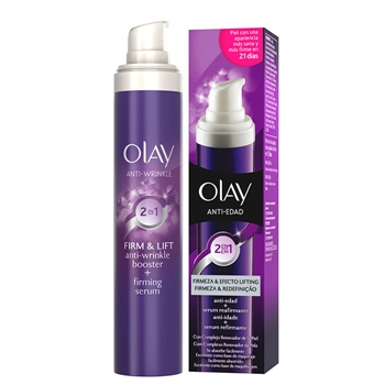 Olay Anti-Edad Firmeza & Efecto Lifting 2 en 1 50 ml