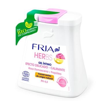 FRIA Bio Herbs Gel Íntimo Delicado 250 ml