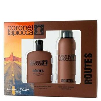 Coronel Tapiocca Routes USA Estuche Monument Valley (USA) 75 ml Vaporizador + Desodorante 200 ml