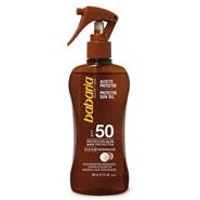 Aceite Protector Coco SPF50 de Babaria