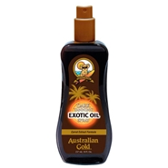 Dark Tanning Exotic Oil Spray de Australian Gold