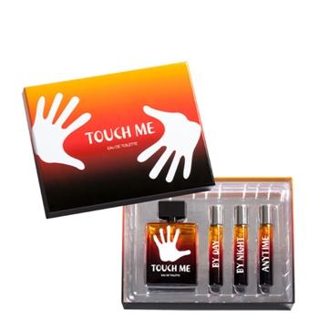 CONCEPT V DESIGN Touch Me Estuche 100 ml Vaporizador + 3 x 20 ml