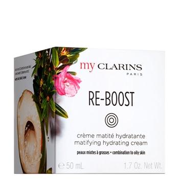 My Clarins Re-Boost Crème Matité Hydratante de Clarins