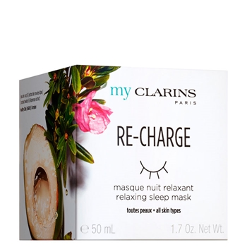 My Clarins Re-Charge Masque Nuit Relaxant  de Clarins