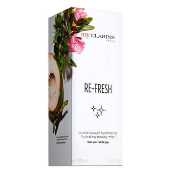 My Clarins Re-Fresh Brume Beauté Hydratante de Clarins