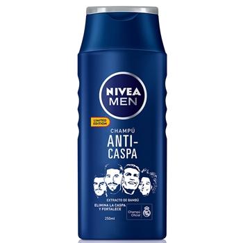 """NIVEA MEN Anti-Caspa Champú 250 ml """"Edición Limitada"""""""