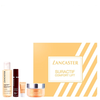 LANCASTER Suractif Comfort Lift Nourishing Rich Day Cream SPF15 Estuche 50 ml + 3 Productos