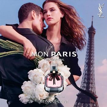 MON PARIS FLORAL de Yves Saint Laurent
