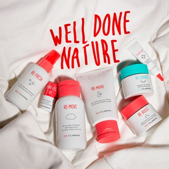 My Clarins Re-Move Gel Nettoyant Purifiant de Clarins