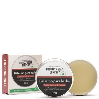 Brooklyn Soap Company Bálsamo para Barba 20 gr