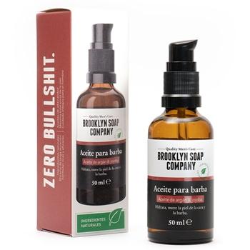 Brooklyn Soap Company Aceite para Barba 50 ml