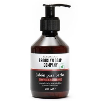 Brooklyn Soap Company Jabón para Barba 200 ml