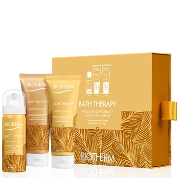BIOTHERM Bath Therapy Delighting Ritual Estuche Bath Therapy Delighting Blend Cleansing Foam 50 ml + 2 Productos