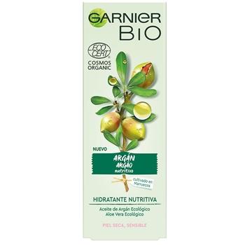 Bio Crema Hidratante Nutritiva Argán de Garnier