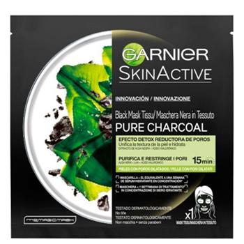 Garnier Skin Active Black Mask 1 Unidad