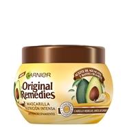 Aceite de Aguacate y Manteca de Karité Mascarilla Antiencrespamiento de Original Remedies