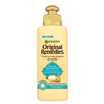 Original Remedies Elixir de Argán Aceite en Crema Protector 200 ml