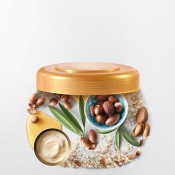Elixir de Argán Mascarilla Nutritiva Cremosa de Original Remedies