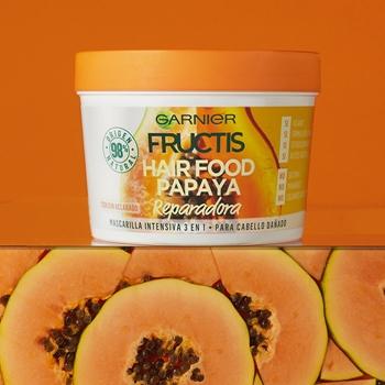 Hair Food Papaya Mascarilla de Fructis