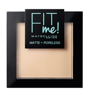 Fit Me ! Matte + Poreless Powder de Maybelline