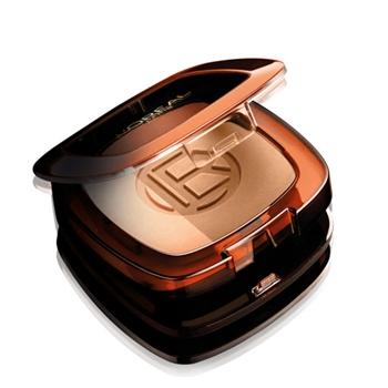 Glam Bronze Polvo Duo de L'Oréal