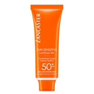 Sun Sensitive Luminous Tan Delicate Comforting Cream SPF50 de LANCASTER