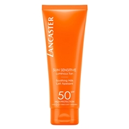 Sun Sensitive Luminous Tan Delicate Soothing Milk SPF50 de LANCASTER