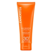 Sun Sensitive Luminous Tan Delicate Soothing Milk SPF30 de LANCASTER